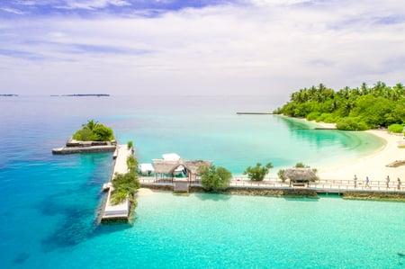 christmas maldives