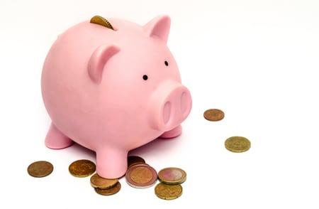 emergency fund saving change